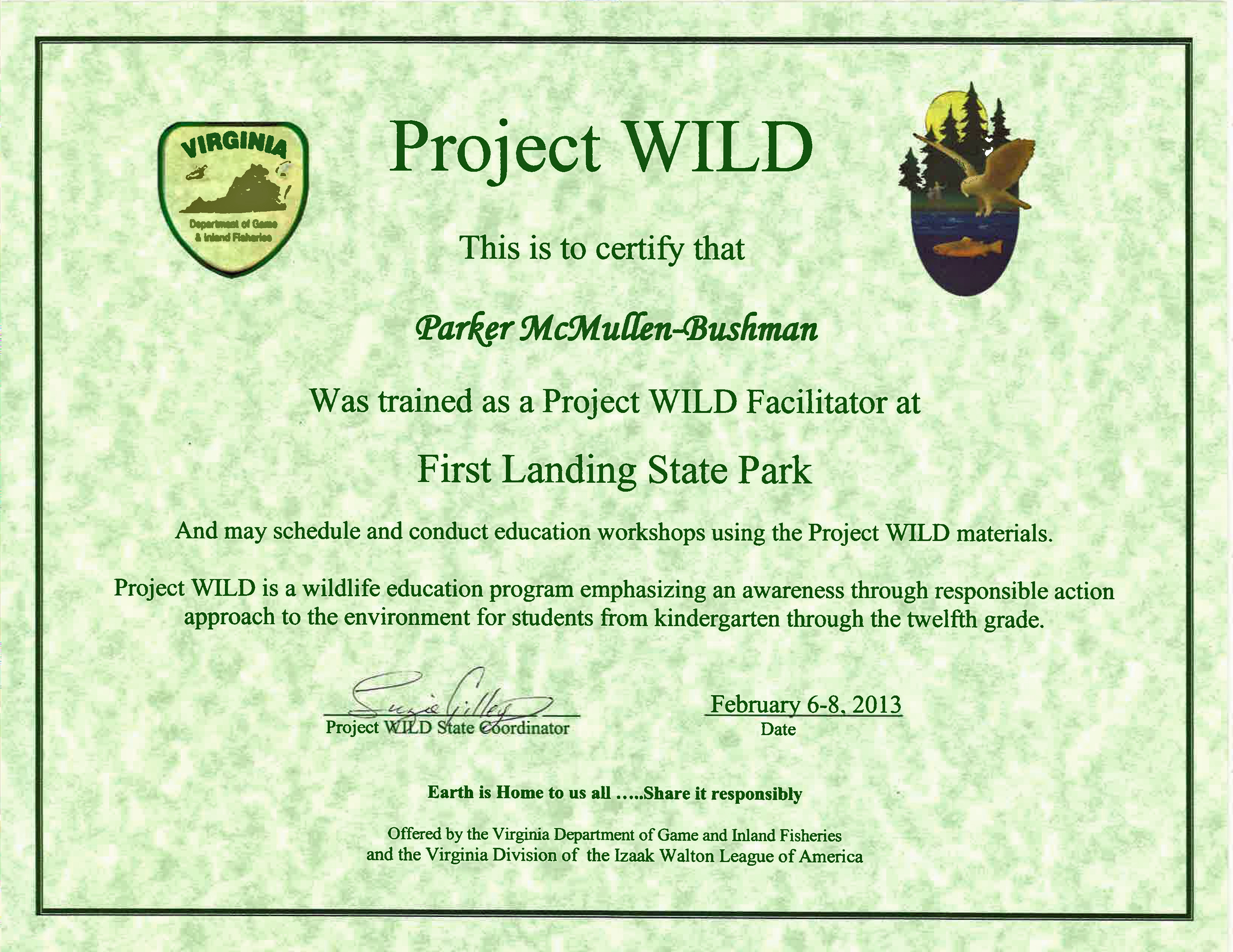 Project Wet Wild On A Resume